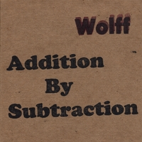 WOLFF - Addition by Subtraction