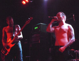 Torche / Kings / Henry Blacker - Belgrave Music Hall, Leeds, 23rd May 2015