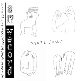 INANIEL SWIMS - EP (screenprinted 12