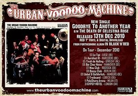 URBAN VOODOO MACHINE - GOODBYE TO ANOTHER YEAR (download & 7