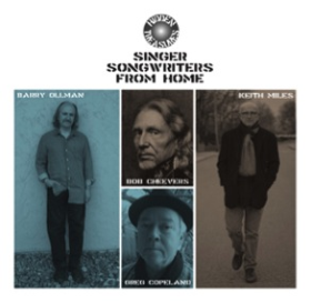 VARIOUS ARTISTS - Hidden Treasures: Singer Songwriters From Home