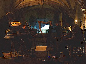 Rustle Of The Stars - St John The Baptist Church Bristol. April 15 2012