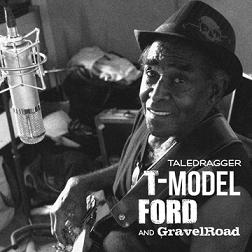 T-MODEL FORD & GRAVEL ROAD - TALEDRAGGER